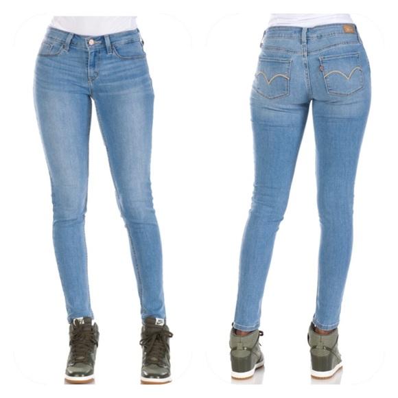 f6b2c46c33b38 Levi's Jeans | Levis Jean Leggings Light Blue | Poshmark